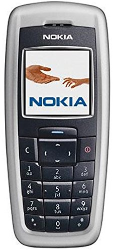 NOKIA 2600 UNLOCKED EUROPEAN,ASIAN,AFRICAN GSM 900/1800 DUAL BAND GSM CELLPHONE WITH - Band Unlocked Dual Camera