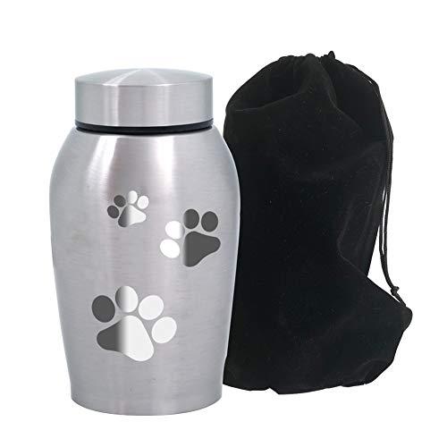 wooden dog urns - 5