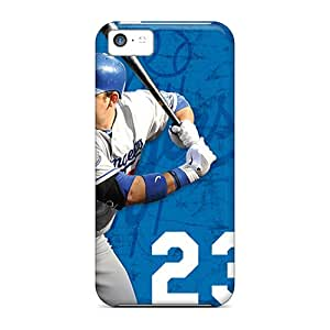 Premium Los Angeles Dodgers Heavy-duty Protection Case For Iphone 5c