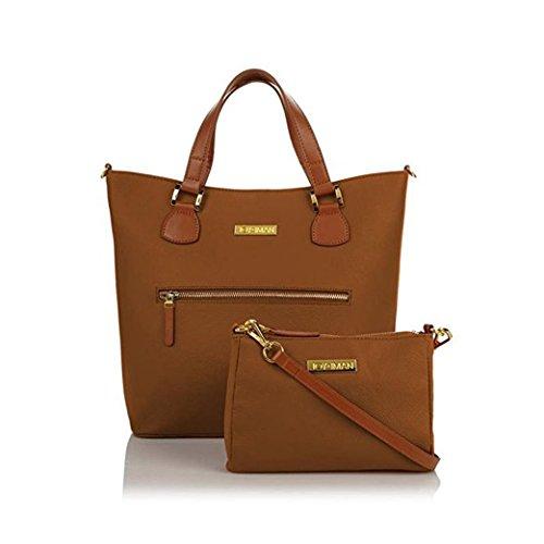 083 Cognac Alexandria Crossbody Tote JOY 539 amp; IMAN Leather w8F8P0q