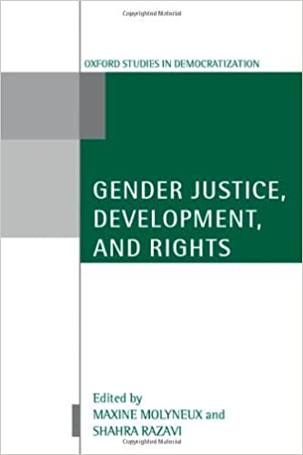 Gender Justice, Development, and Rights (Oxford Studies in ...