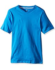 French Toast Boys' Short Sleeve V-Neck Tee