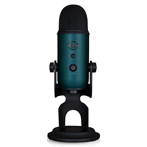 Blue Microphones Yeti USB Microphone (Teal)