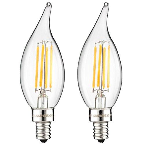 Sunlite CFC LED E12 27K product image