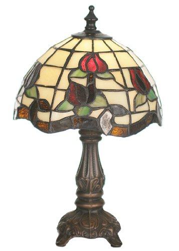Meyda Tiffany 19189 Mini Lamp, Mahogany Bronze