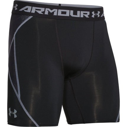 Under Armour UA HeatGear® ArmourVent™ Compression Shorts Extra Large Black