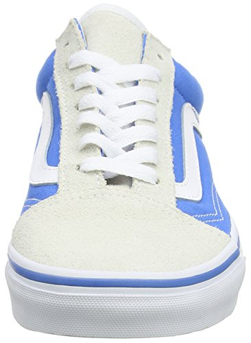 Blue Vans Basse Scarpe Skool True White Ginnastica Old Blu Donna UA French da gw1gqFvx