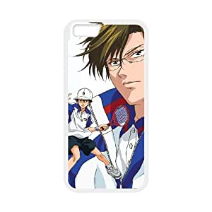 The Prince of Tennis iPhone 6 Plus 5.5 Inch Cell Phone Case White Dsdva