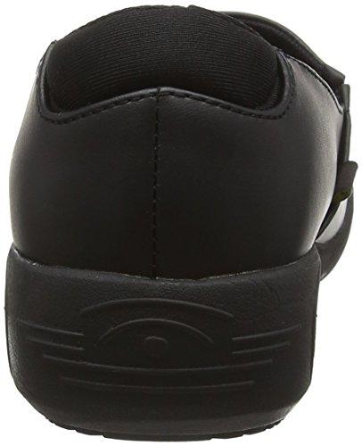 OxypasLucia - zapatos de seguridad mujer negro - Black (Blk)