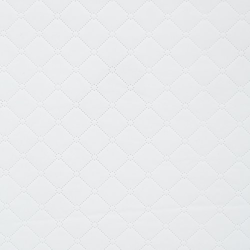 "41 H3Pf1BPL - Dream On Me, Sunset 3"" Extra Firm Fiber Portable Crib Mattress I Waterproof I Green Guard Gold Certified I 10 Years Manufacture Warranty I Vinyl Cover I Made In The U.S.A I Mini Crib Mattress"