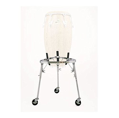 LP Collapsible Cradle Conga Stand w/ Casters (Lp636 Collapsible)