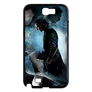 TOSOUL Diy Phone Case Thor Loki Pattern Hard Case For Samsung Galaxy Note 2 N7100