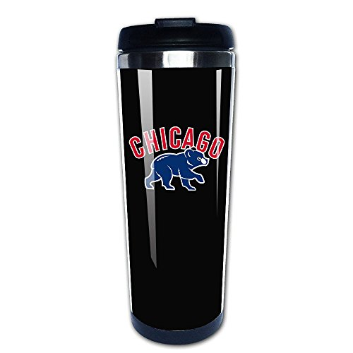 Chicago Cubs Stainless Steel Mug & Vacuum Flask & Coffee Thermos & Travel Tumbler
