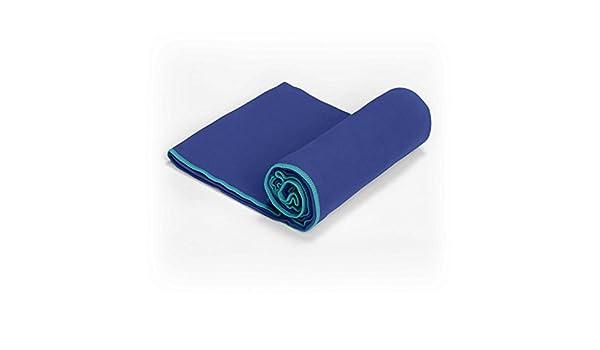 SportLite deporte toalla: 100% microfibra, ultraligero, con pasador para colgar. De secado rápido absorbe como mucho agua como Terry, pero paquetes N. ...