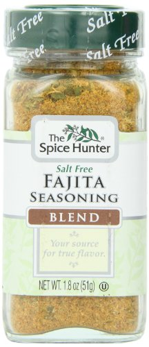 The Spice Hunter Fajita Seasoning Blend, 1.8-Ounce Jar