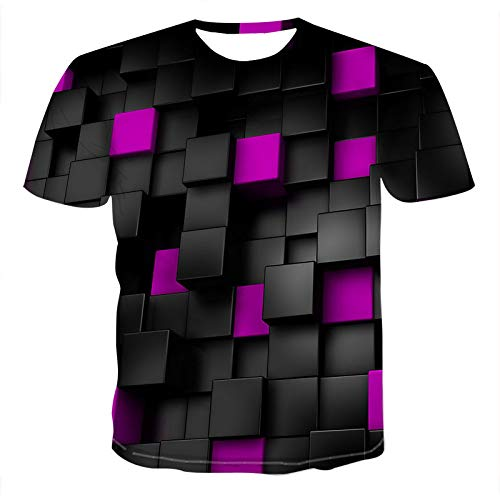 ZXC0102 T-Shirt 3D T-Shirt T-Shirt Gioco di Lancio di Freccette T-Shirt Maglietta A Maniche Corte T-Shirt