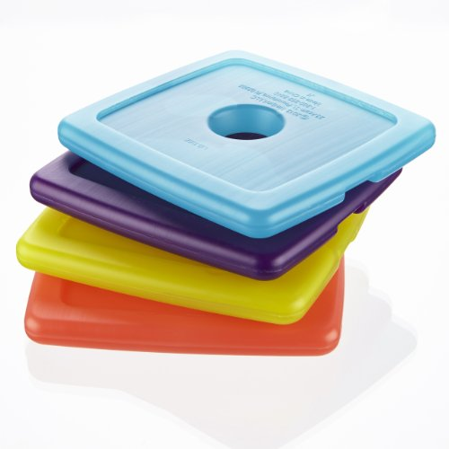 fit-fresh-cool-coolers-slim-lunch-ice-packs-multicolored-set-of-4