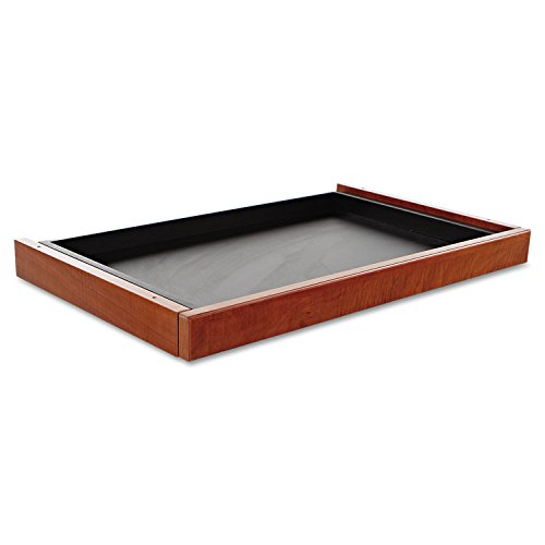 - Alera ALEVA312414MC Valencia Series Center Drawer, 24 1/2w x 15d x 2h, Medium Cherry