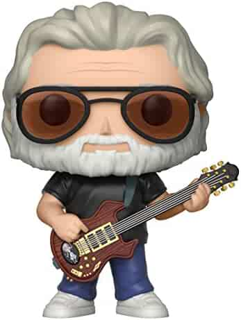 Funko Pop Music: Jerry Garcia Collectible Figure