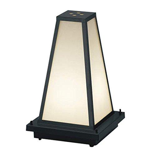 コイズミ照明 和風エクステリアスタンド 黒色塗装 AU35660L   B008P9VB0Q
