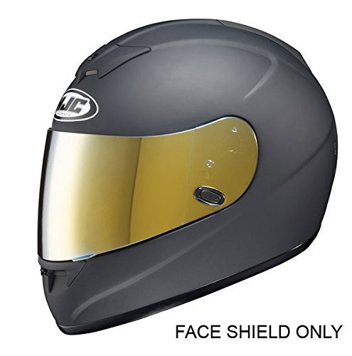 Silver//One Size Fits Most HJ-17 PINLOCK SHIELD HJC HJ-17 Pinlock Ready RST Shield IS-MAX BT Street Bike Racing Motorcycle Helmet Accessories