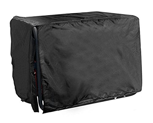 tant Generator Cover Outdoor Waterproof Generator Cover/ Tent With Velcro (black-32inch) (Large Generator Cover)