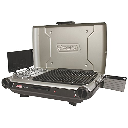 (Coleman PerfectFlow Insta Start Grill Stove)