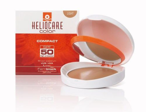 Heliocare Compact Spf 50 Light   10G