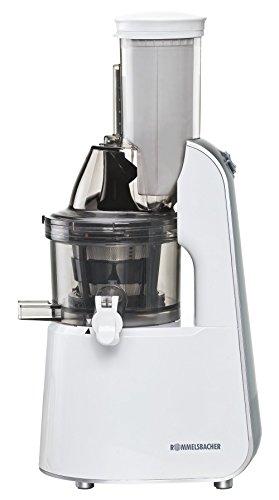 Rommelsbacher ES 240 Slow Juicer ES, 240 - 240 W, weiß / silber