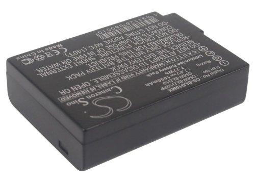 Cameron Sino Rechargeble Battery for Panasonic dmw-bld10gk   B01B5JISD0