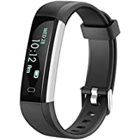 KARSEEN Fitness Tracker,Fitness Watch U2 with Step Counter Watch and Activity Tracker, IP67 Waterproof Fitness Watch as Calorie Counter Pedometer Smart Watches for Kids Women Men