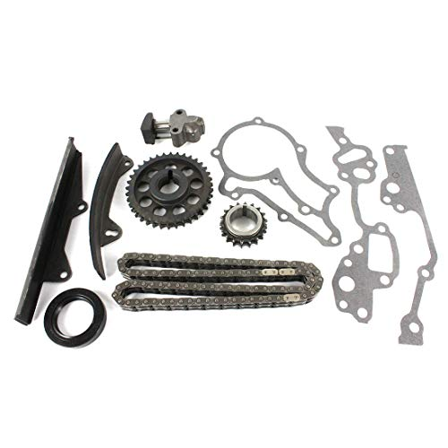 81 toyota pickup 22r timing chain - 4