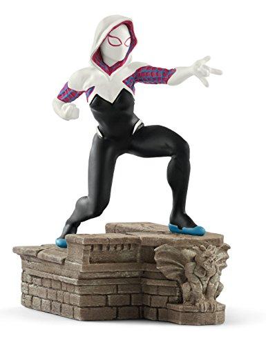 Schleich Marvel - Figura Superheroina Spider Gwen, 18,5 cm