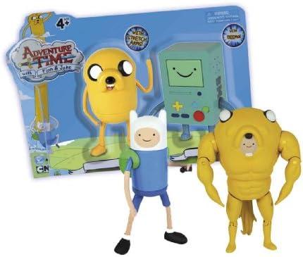 Hora De Aventuras - Pack 2 Figuras 5 At (Simba) 5866435: Amazon.es: Juguetes y juegos