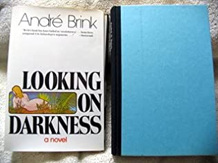 book cover of Looking on Darkness