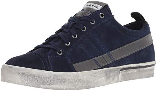 - Diesel Men's D-Velows Low LACE Sneaker, Peacoat Blue, 8 M US