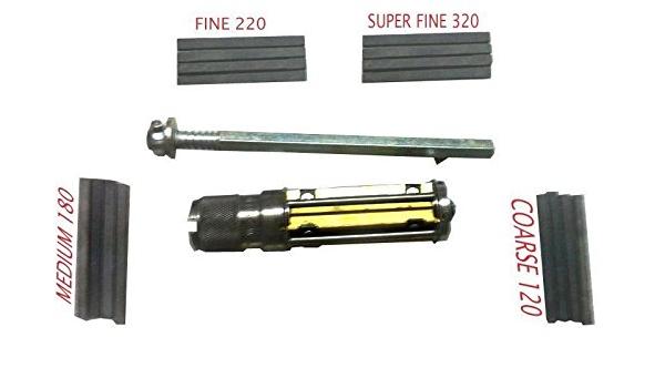 CYLINDER ENGINE HONE KIT 4 SET HONING STONES All Sizes Available
