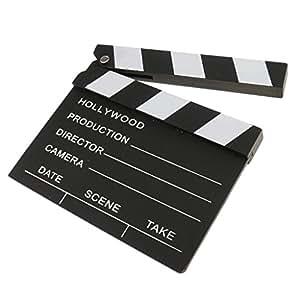 Fenteer Director Clásico Escena De Video Claqueta Cine ...