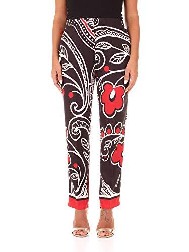 oristano Noir C12 Femme Ferrone Pantalon Sandro 76fbvgYy