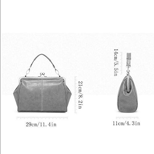 Bag Handbags Shoulder Shopping Bag Fashion Bag Women's Leather Handbag Royalblue Women Women Shoulder Bag Bags Tote Bags Clutches dwYqE1C