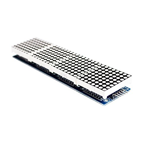wangdd22 max7219 dot matrix module for arduino