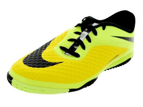 NikeJr. HYPERVENOM Phelon IC - zapatillas de fútbol Niños-Niñas - vibrant yellow/blk-chrm-vlt ic