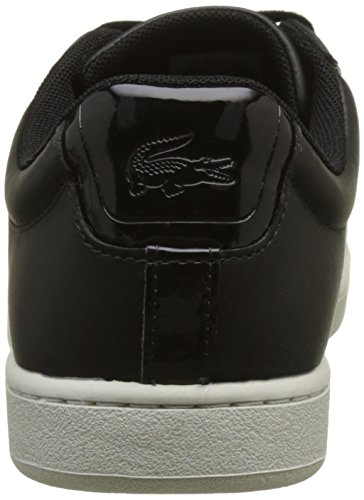 noir Chaussures Schwarz 417 Sport 1 Lacoste De Damen Evo Carnaby Spw IOppSv