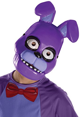 Freddy Fazbear's Pizza Costumes (Five Nights at Freddy's Bonnie Child's Half Mask)