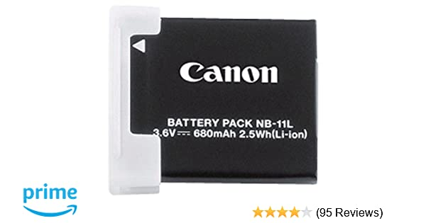 Canon Battery Pack NB-11L