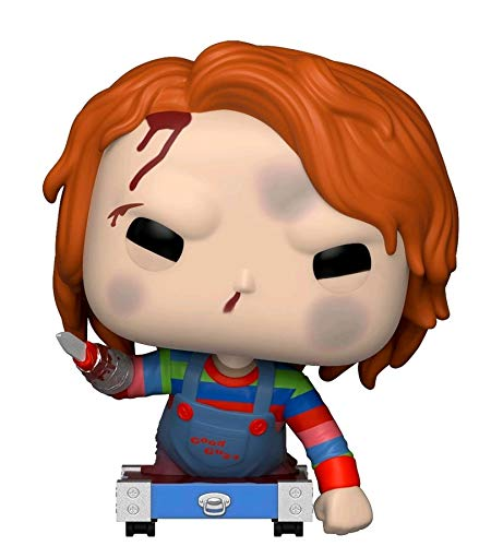 Pop Funko Movies: Child'S Play 2 - Chucky on Cart #658 Exclusivo