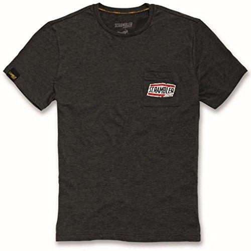 Ducati Scrambler MOAB Short Sleeve T-Shirt Black XX-Large