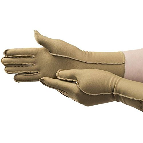 Isotoner Therapeutic Gloves - Isotoner Therapeutic Gloves, Pair, Small, Full Finger