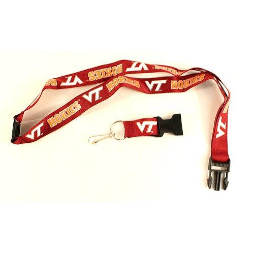 Siskiyou NCAA Virginia Tech Hokies Lanyard ()