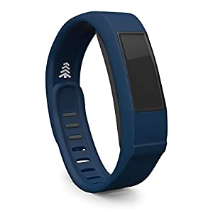 Garmin Vivo fit 2 Band, Blue Silicone Sport Style Replacement Bands, Large, Offered by Teak to Garmin Vivo fit 2 Band, Blue Silicone Sport Style Replacement Bands, Large, Offered by Teak